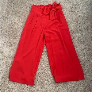 Carolina Belle red coullettes